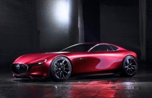 Mazda RX-Vision z silnikiem Wankla!