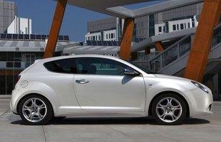 Alfa Romeo MiTo to jeden z dwóch sprzedawanych obecnie modeli