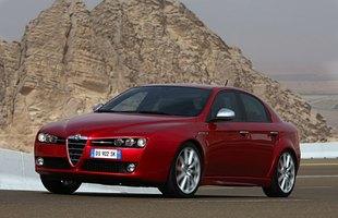 Następcą modelu 159 będzie Alfa Romeo Giulia