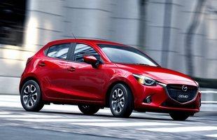 Mazda2 czwartej generacji!