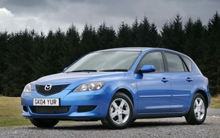 Mazda3 I generacji po liftingu