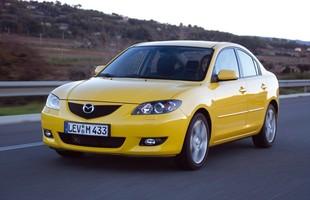 Mazda3 ma już 10 lat