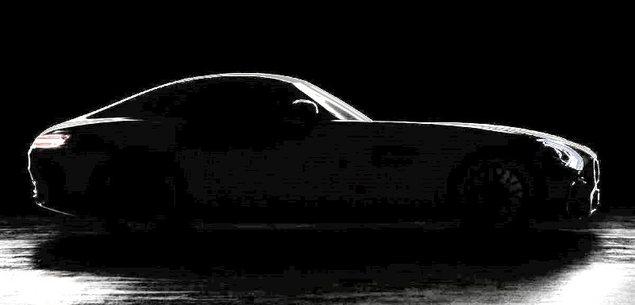 Mercedes AMG GT coraz bliżej