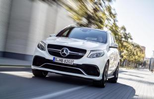 Mercedes-Benz GLE po liftingu