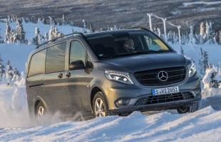 Mercedes-Benz Vito 4x4