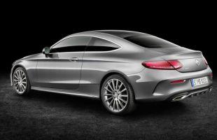 Mercedes C Coupe oficjalnie!