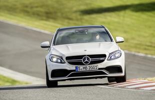Mercedes C63 AMG i C63 AMG S oficjalnie