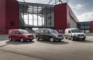 Mercedes Citan po modernizacji