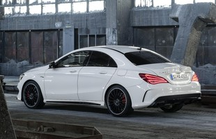 Mercedes - Benz CLA