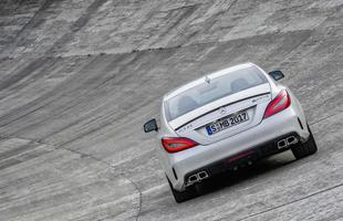 Mercedes CLS po faceliftingu