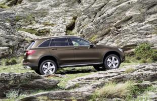 Mercedes GLC oficjalnie