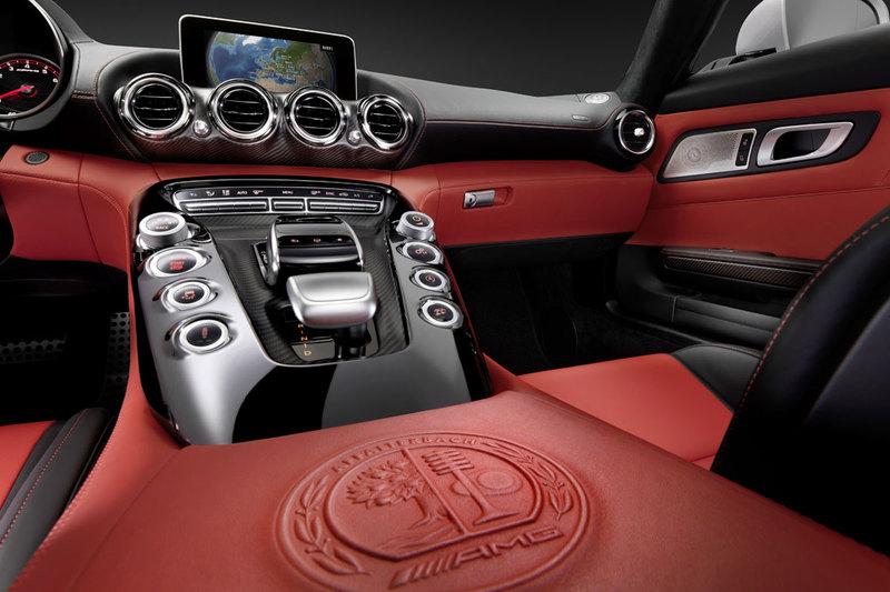 Mercedes GT zastąpi SLS-a!