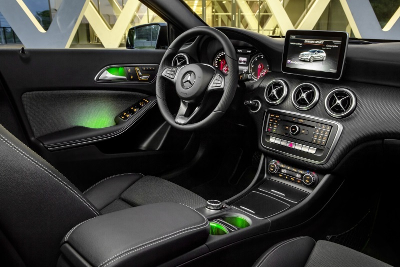 Mercedes klasy A po liftingu