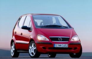 Mercedes klasy A FL
