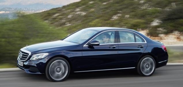 Mercedes klasy C znalazł 8 mln nabywców