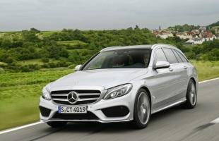 Mercedes klasy C - W205