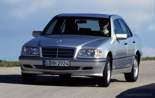 Mercedes klasy C - W202