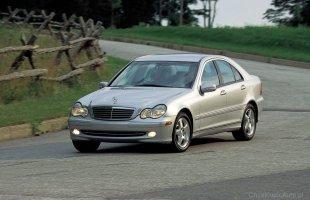 Mercedes klasy C - W203