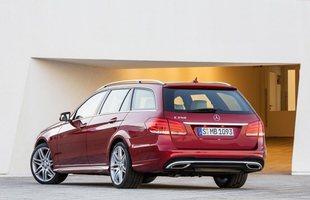 Mercedes klasy E Avantgarde kombi po liftingu