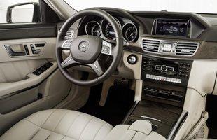Mercedes klasy E Elegance po liftingu