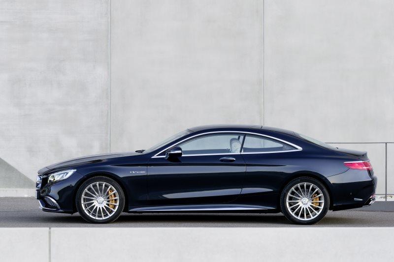 Mercedes S65 AMG Coupe. Nowość!