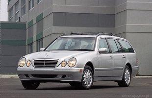 Mercedes W210. Warto przepłacać?