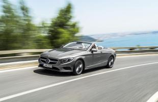 Mercedes klasy S Cabrio oficjalnie!