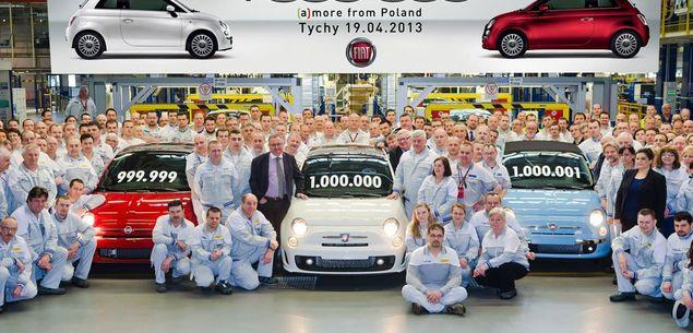 """Milion """"polskich"""" Fiatów 500!"""