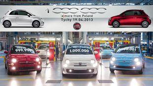 Jubileuszowe Fiaty 500