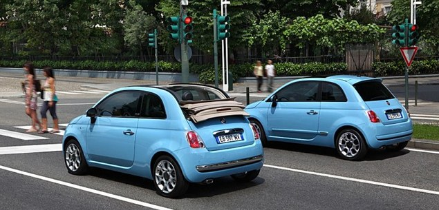 Milion sztuk Fiata 500!