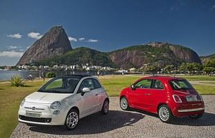 Fiat 500 w Brazylii