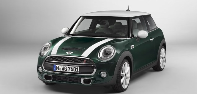 Mini Cooper SD i Mini One First