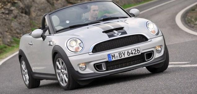 Mini Roadster - pierwszy w historii marki