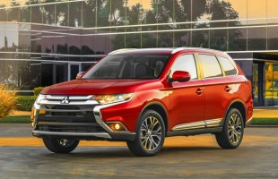 Mitsubishi Outlander po liftingu