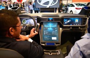 Motoryzacja na Consumer Electronics Show 2015