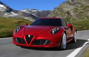 Nadjeżdża Alfa Romeo 4C!