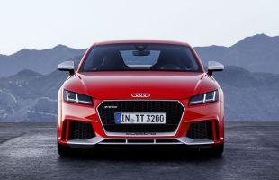 Najmocniejsze w historii Audi TT RS