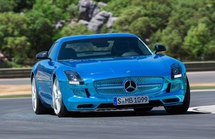Najszybszy elektryczny samochód produkcyjny świata!