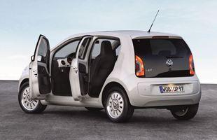 Pięciodrzwiowy Volkswagen Up!