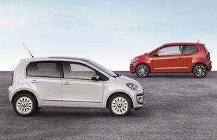 Gama modelowa Volkswagena Up!