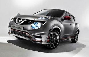 Nissan Juke Nismo RS. Więcej mocy!
