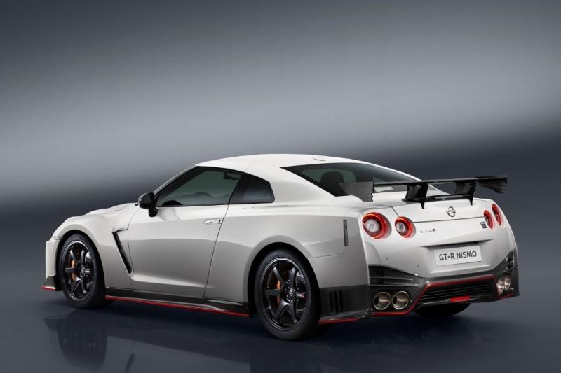 Nissan GT-R Nismo po zmianach