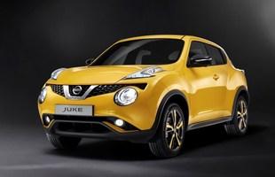 Nissan Juke po liftingu