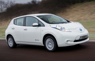 Nissan Leaf do kupienia w Polsce!