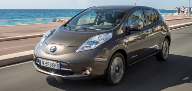 Nissan Leaf z większym zasięgiem