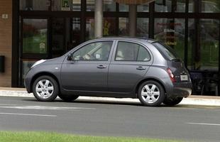 Nissan Micra - do miasta, tylko dla kobiety?