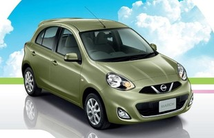 Nissan Micra po liftingu