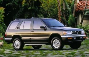 Nissan Pathfinder II. Rzadki i niezły