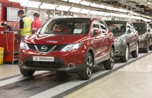 Nissan Qashqai razy 2,5 mln!