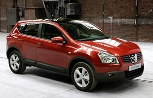Nissan Qashqai - bestseller!